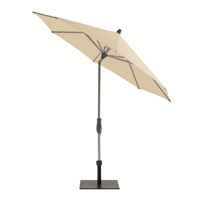 Alu-Twist Sonnenschirm, rund, Ø 330 cm, easy