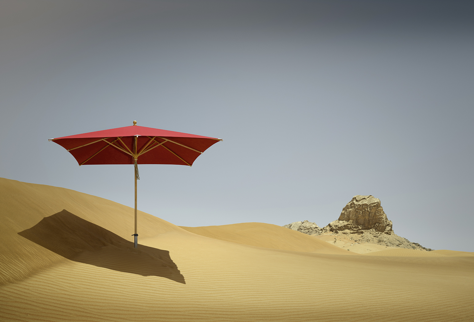 Piazzino Sonnenschirm, quadratisch, 300 x 300 cm