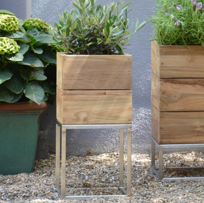 Mini Garden Pflanzenbehälter 25 x 25 cm