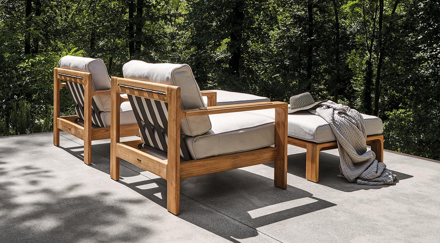 Loop Lounge Sessel