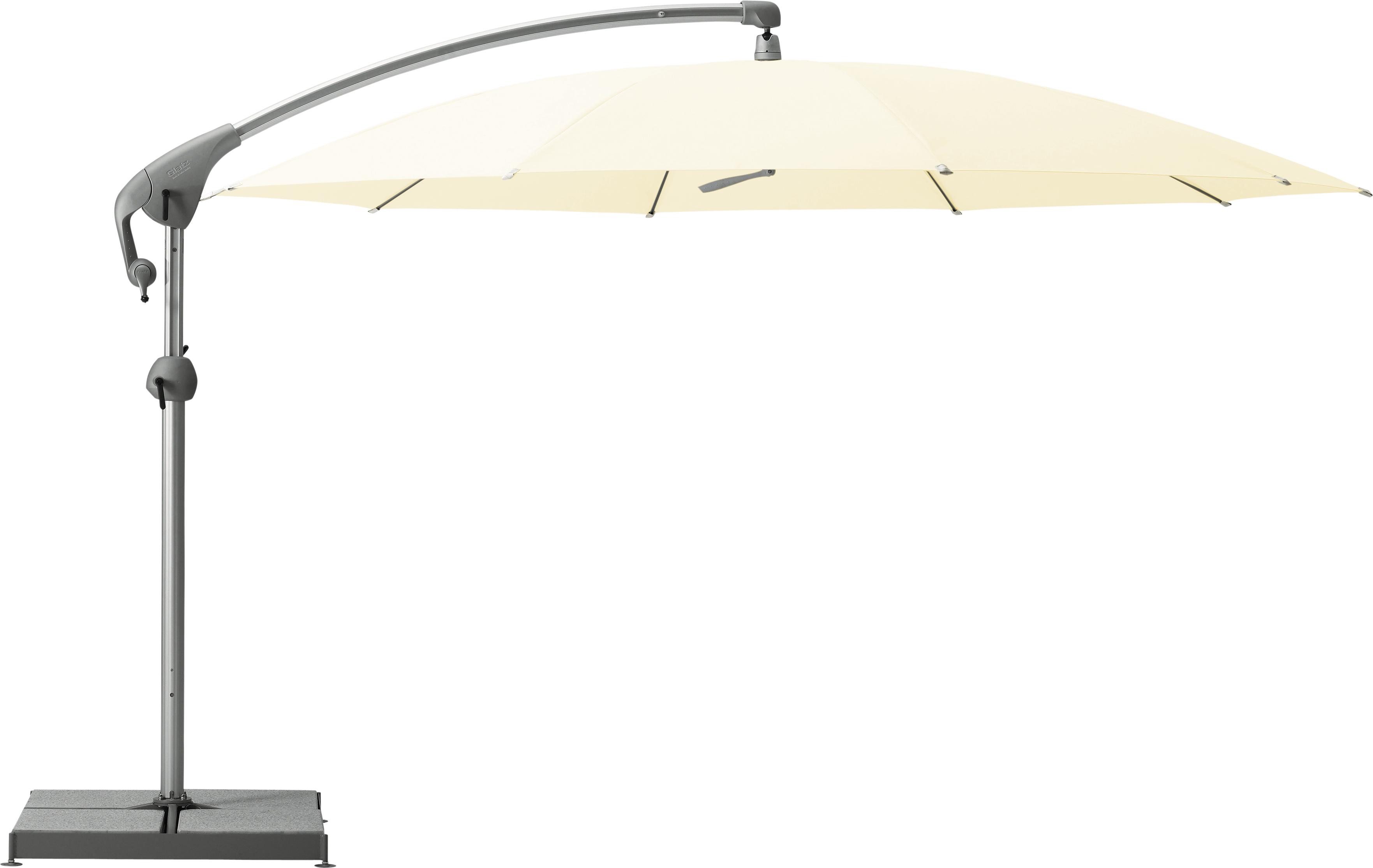 Pendalex P+ Freiarmschirm, rund, Ø 300 cm