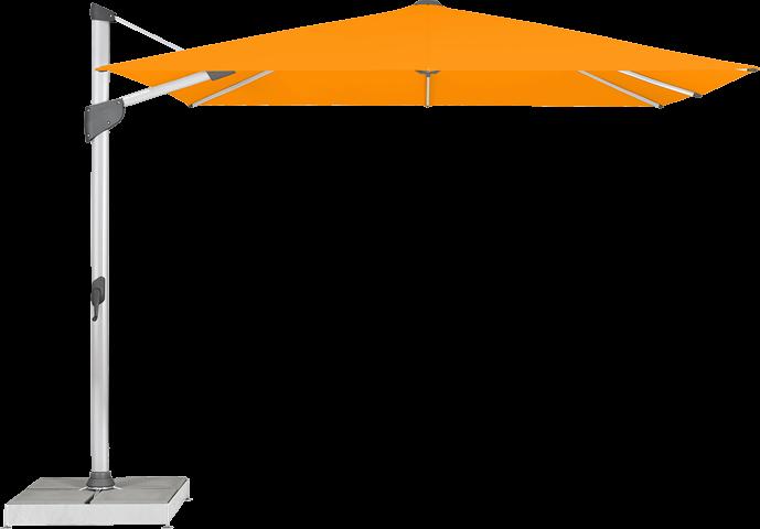 Fortano Sonnenschirm quadratisch 300x300cm