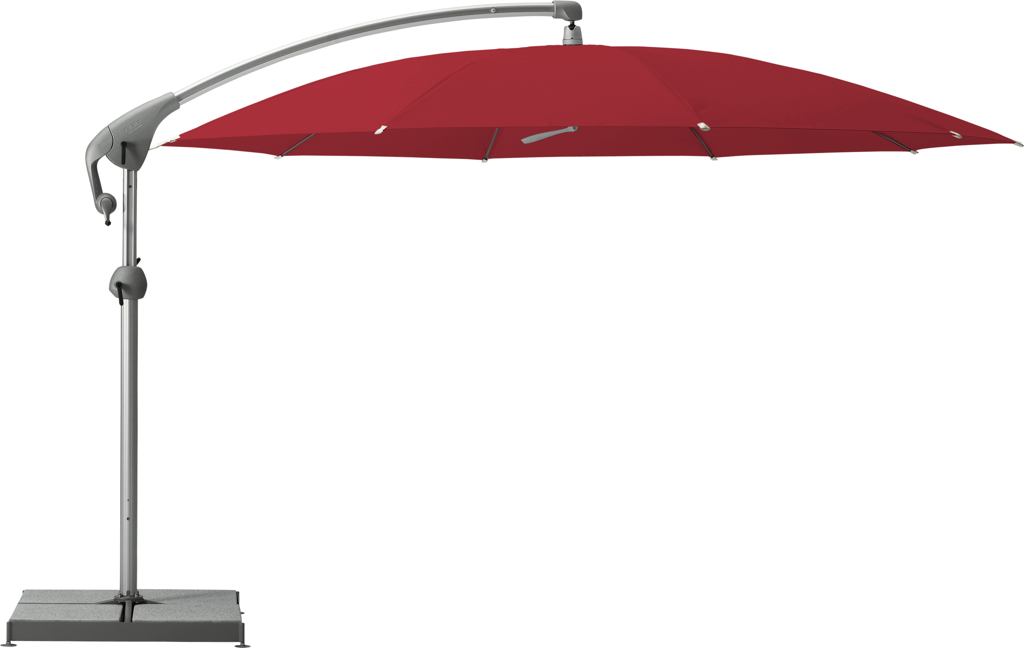 Pendalex P+ Freiarmschirm, rund, Ø 350 cm