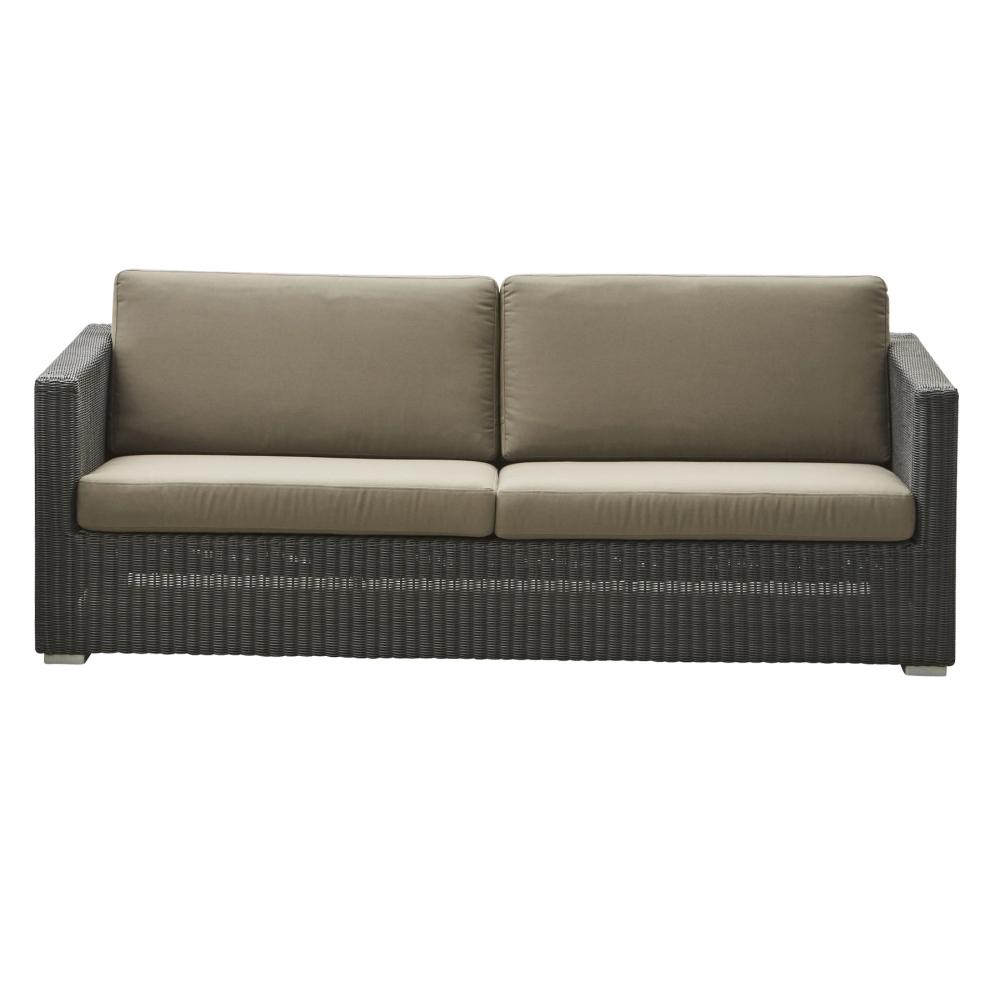 Chester 3-Sitzer Sofa