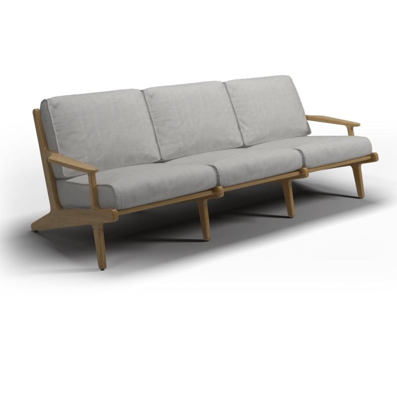 Bay Lounge Sofa 3-Sitzer
