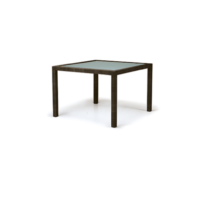 Barcelona Esstisch 100 x 100 cm